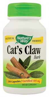 Cat's Claw 485 mg. (100 capsule)