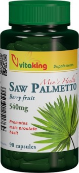 Extract de Palmier Pitic (Saw Palmetto) 540 mg. (90 capsule)