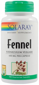 Fennel (Fenicul) 450 mg. (100 capsule)