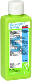 MANORAPID SYNERGY  - Dezinfectant lichid chirurgical 150 ml