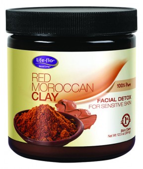Red Moroccan Clay 354 gr.