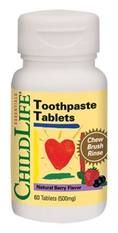Toothpaste Tablets (60 tablete) (gust de fructe)