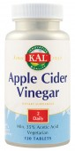 Apple Cider Vinegar 500 mg. (120 tablete)