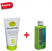 Crema Dermo Safe 150 ml + Manorapid 150 ml
