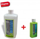 Dermoguard 500 ml + Manorapid 150 ml
