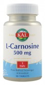 L-Carnosine 500 mg. (30 tablete)