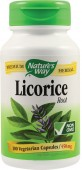 Licorice (Lemn dulce) 450 mg. (100 capsule vegatale)