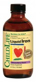 Liquid Iron 10 mg. 118.50 ml (gust de fructe)