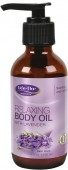 Relaxing Body Oil With Lavander 118 ml