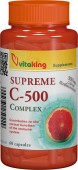 Vitamina Supreme C 500 mg. (60 capsule)